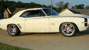 1969 Chevrolet Camaro 1969 Camaro SS