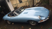 1968 Jaguar E-Type Roadster