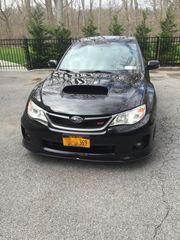 2012 Subaru WRXSTI Limited